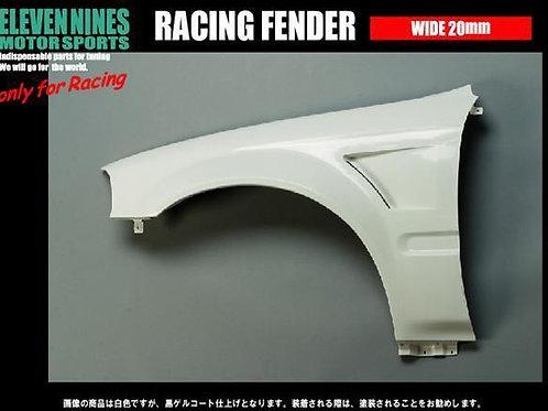 Продаются передние крылья +20 мм. на Хонда Цивик ЕК9.