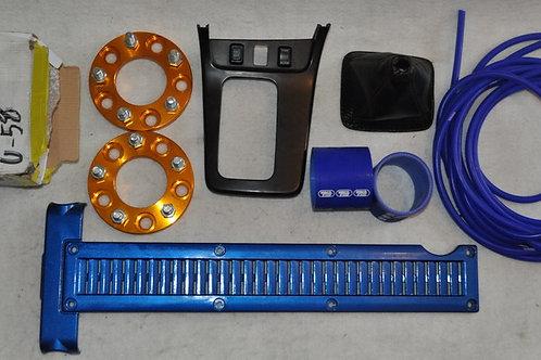 крышка мотора 1JZ синяя