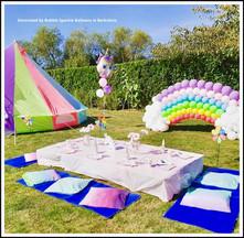 Rainbow Party in Berkshire
