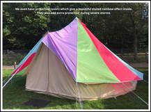 5 Metre Sandstone with Rainbow Protector