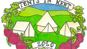 Tents in Kent 21 to 24 August 2020