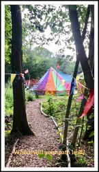 Woodland Mini Festival Party