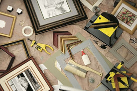 Custom Picture Framing- Image Fusion - S