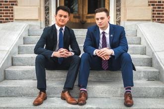 Campaign Photos - Noah & Sebastian