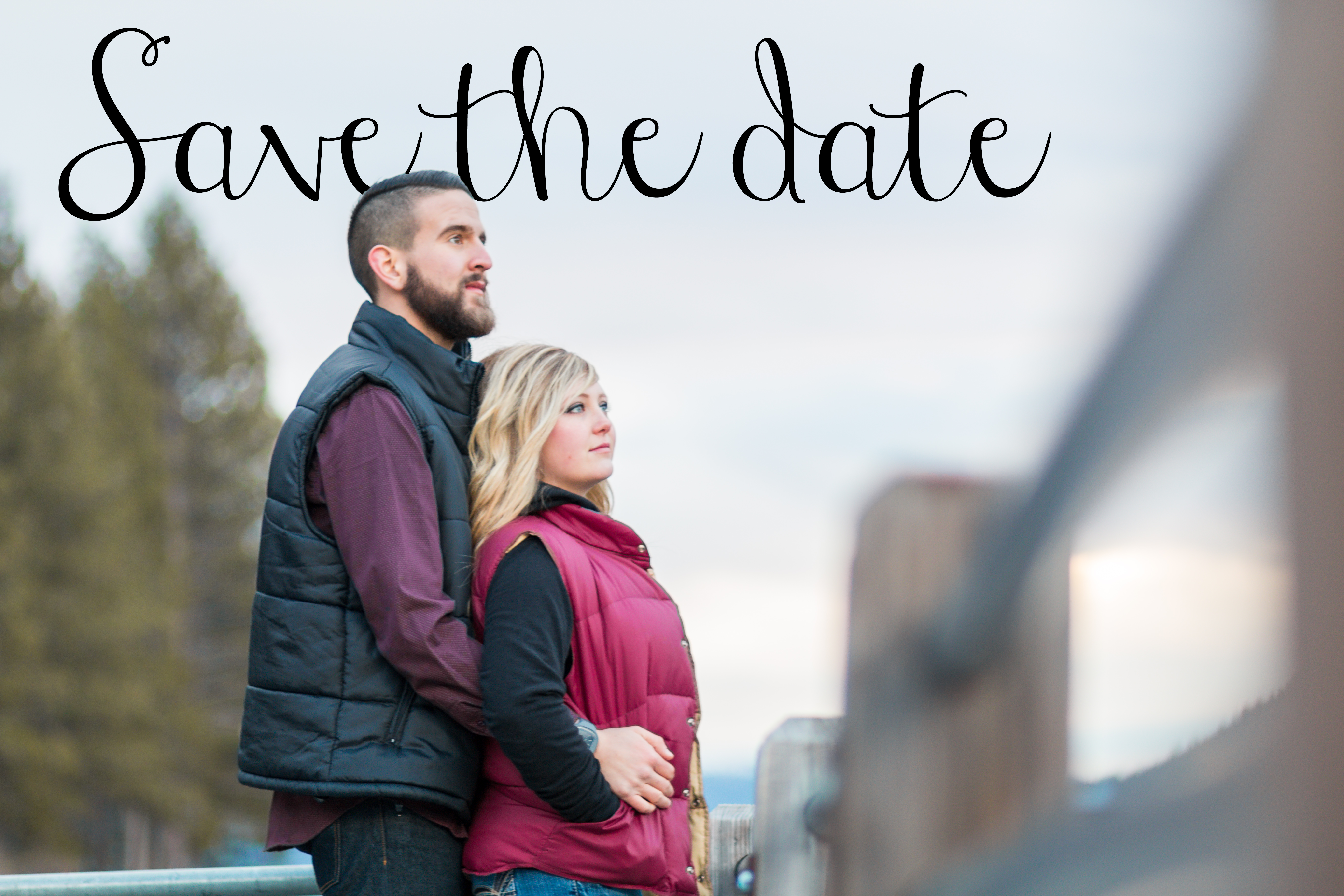 Save the Date - Front
