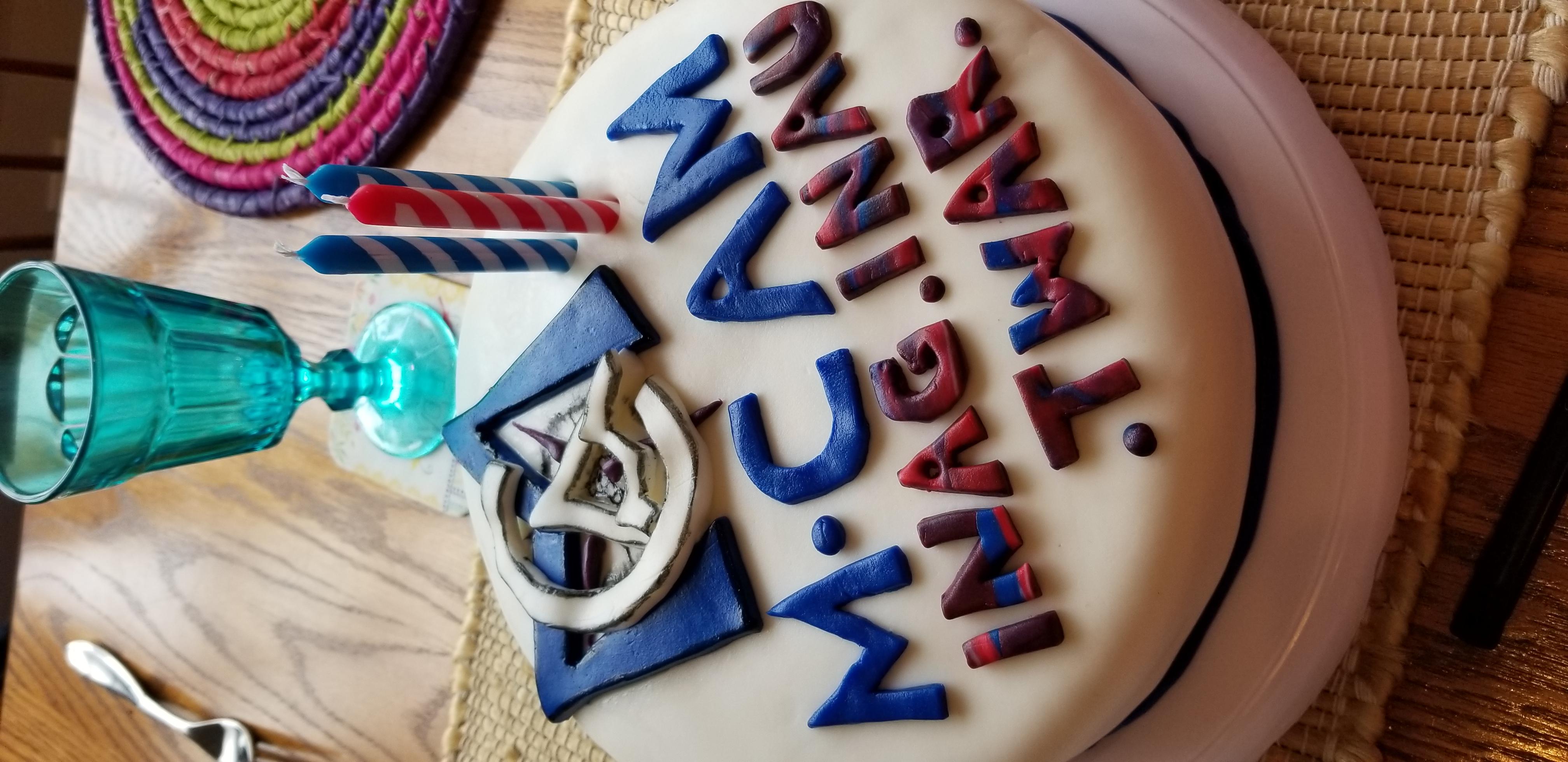 M-CAM Cake