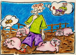 Pie Guts Pigs!