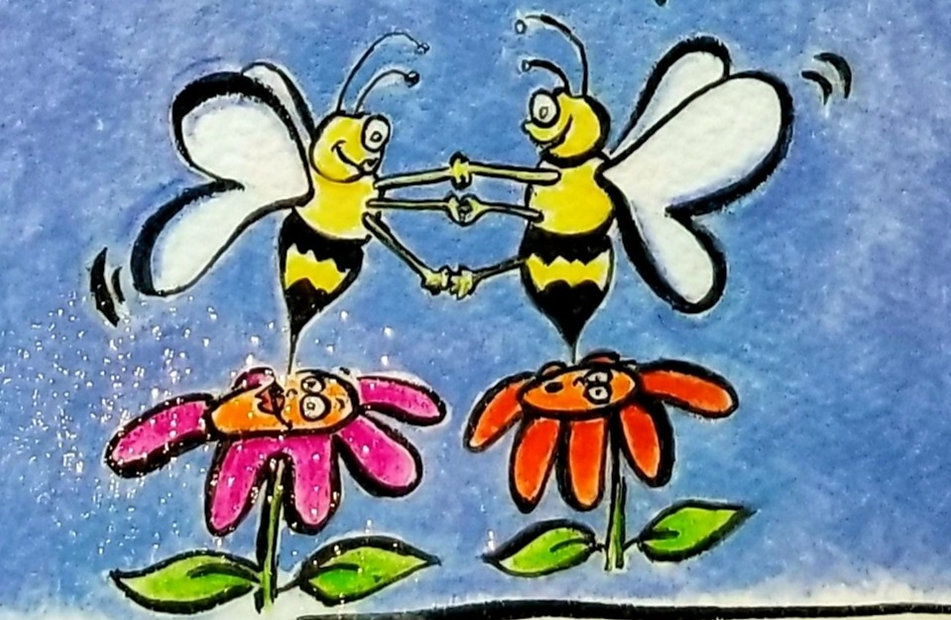 Bees Small