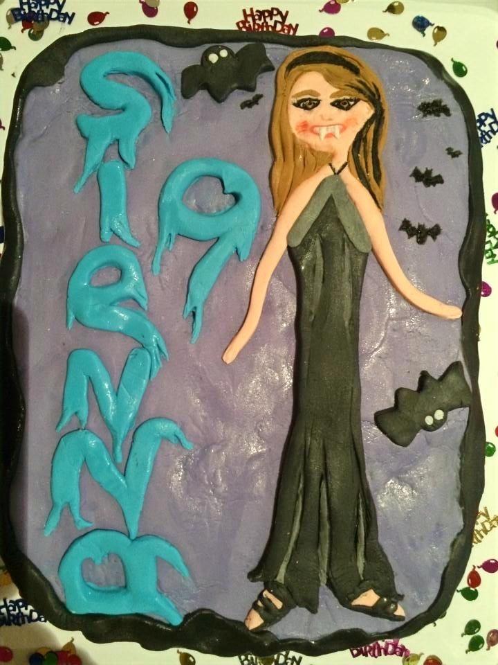 Haunted Cake