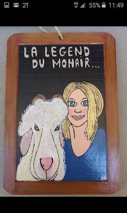 La Légende du Mohair