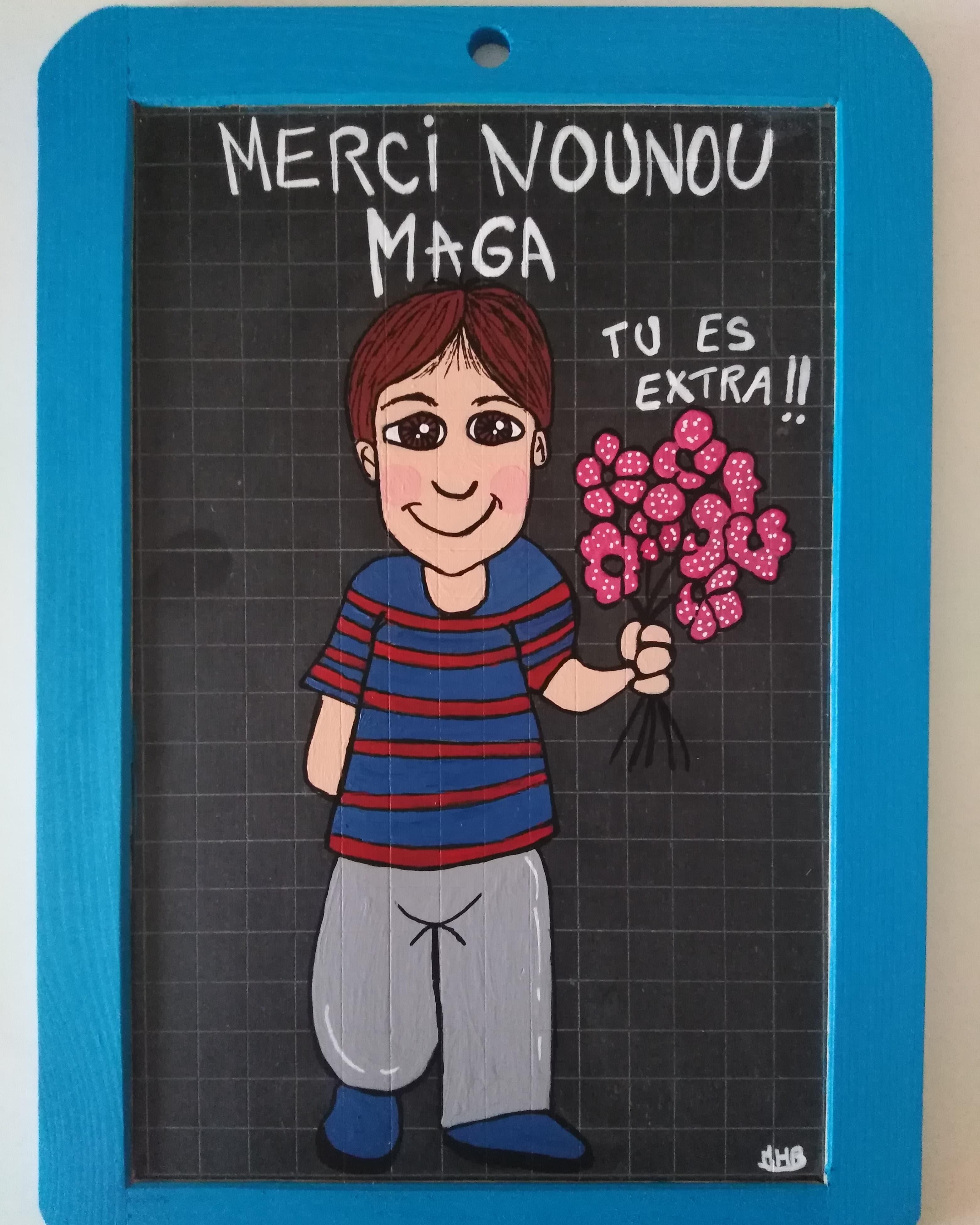 merci Nounou Maga