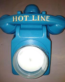 tel vintage hot line