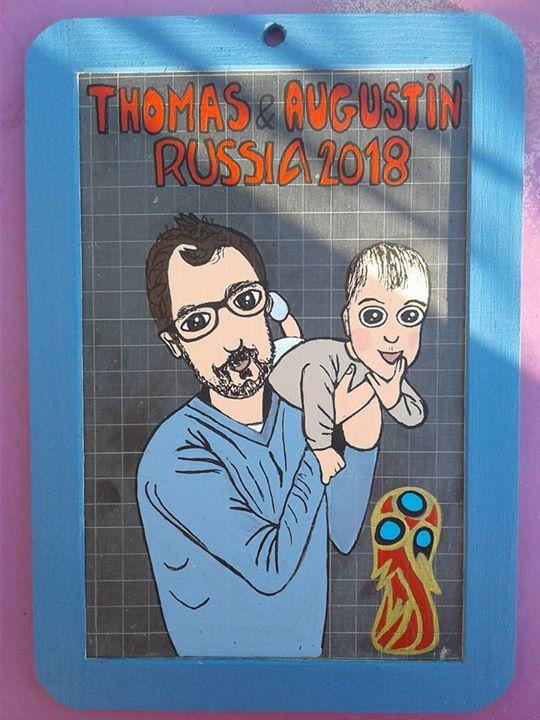 Thomas et Augustin