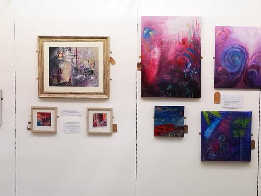 Colour & Mood Debenhams Exhibition Sept 2020