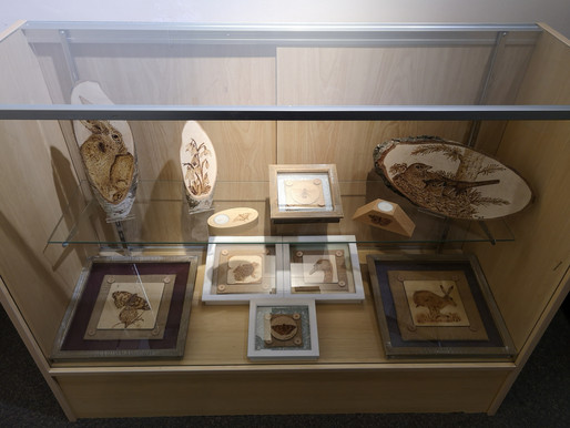 spring exhibition in Gloucester Museum