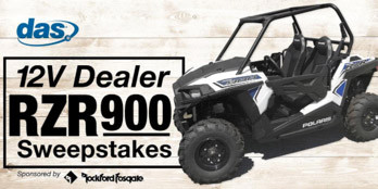 DAS offers its 12V Dealers a New Sweepstakes