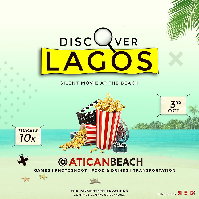 Discover Lagos (Silent Movie At The Beach)