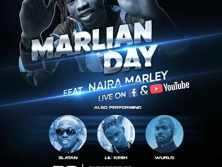 Marlians Day Feat Naira Marley