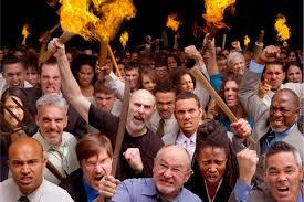Angry Mob?