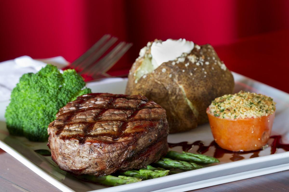 Steak Restaurant in Sint Maartin
