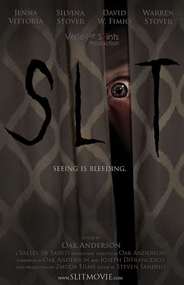 SLIT - Poster - CreepyTree - LaurelFree.