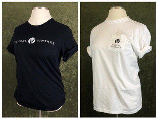 New VESSEL T-Shirts Now Available
