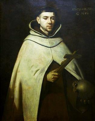 Zurbarán_(atribuido)-John_of_the_Cross-1