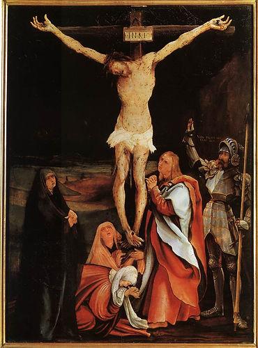 Matthias_Grünewald_-_The_Crucifixion_-_