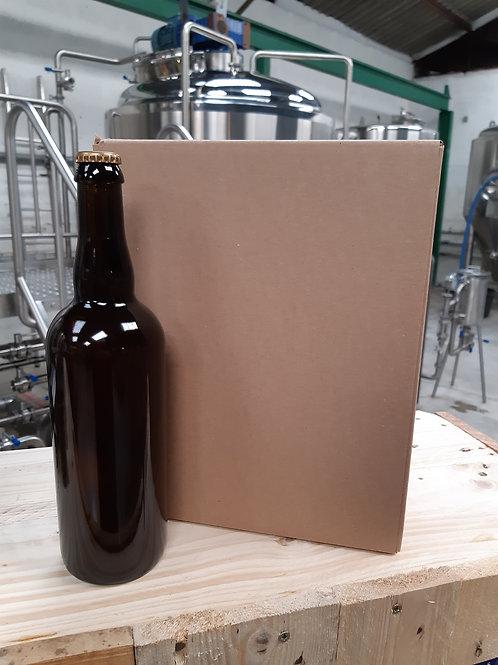 Carton 6 bières - 75cl