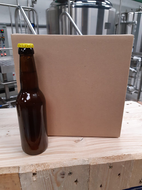 Carton 12 bières - 33cl