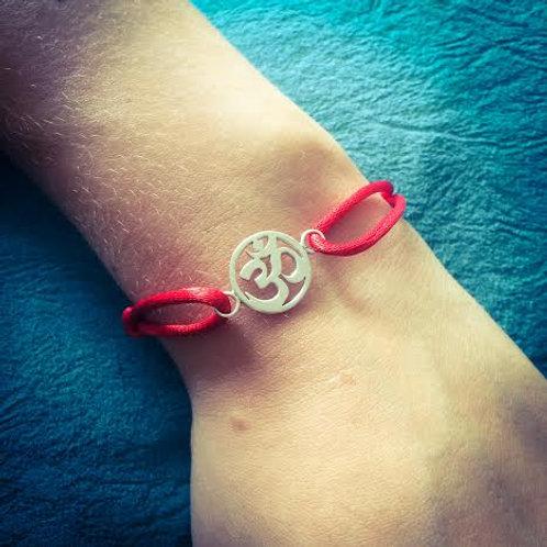 Om Friendship Bracelet