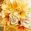 Thumbnail: Wedding Monogram Pin with Crystals