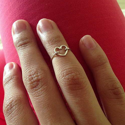 Knuckle Mini Ring
