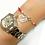 Thumbnail: Mini Love Monogram Bracelet