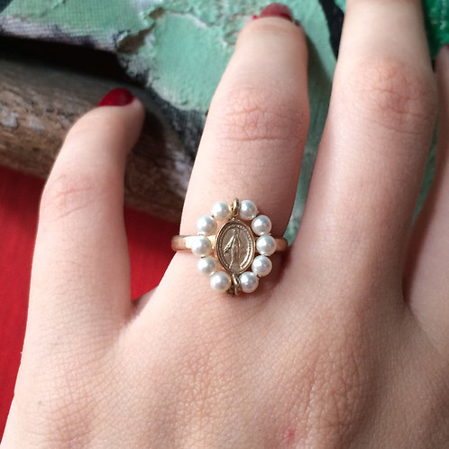 Our Lady Ring
