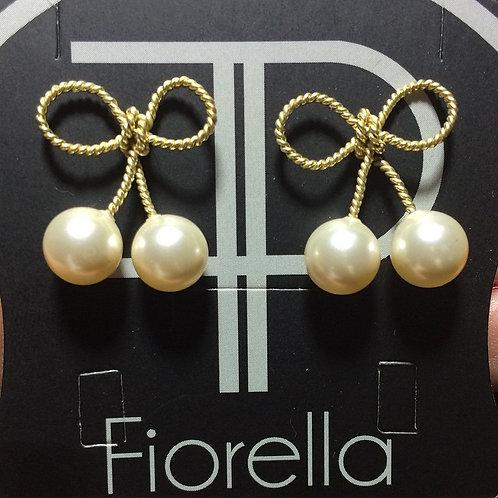Pearls Ribbon