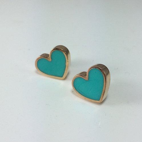 Hearts Studs