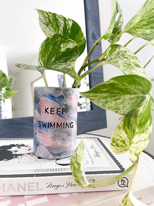 Keep Swiming