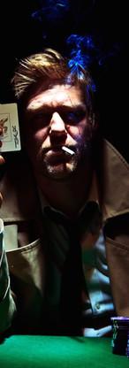 as John Constantine, HELLBLAZER