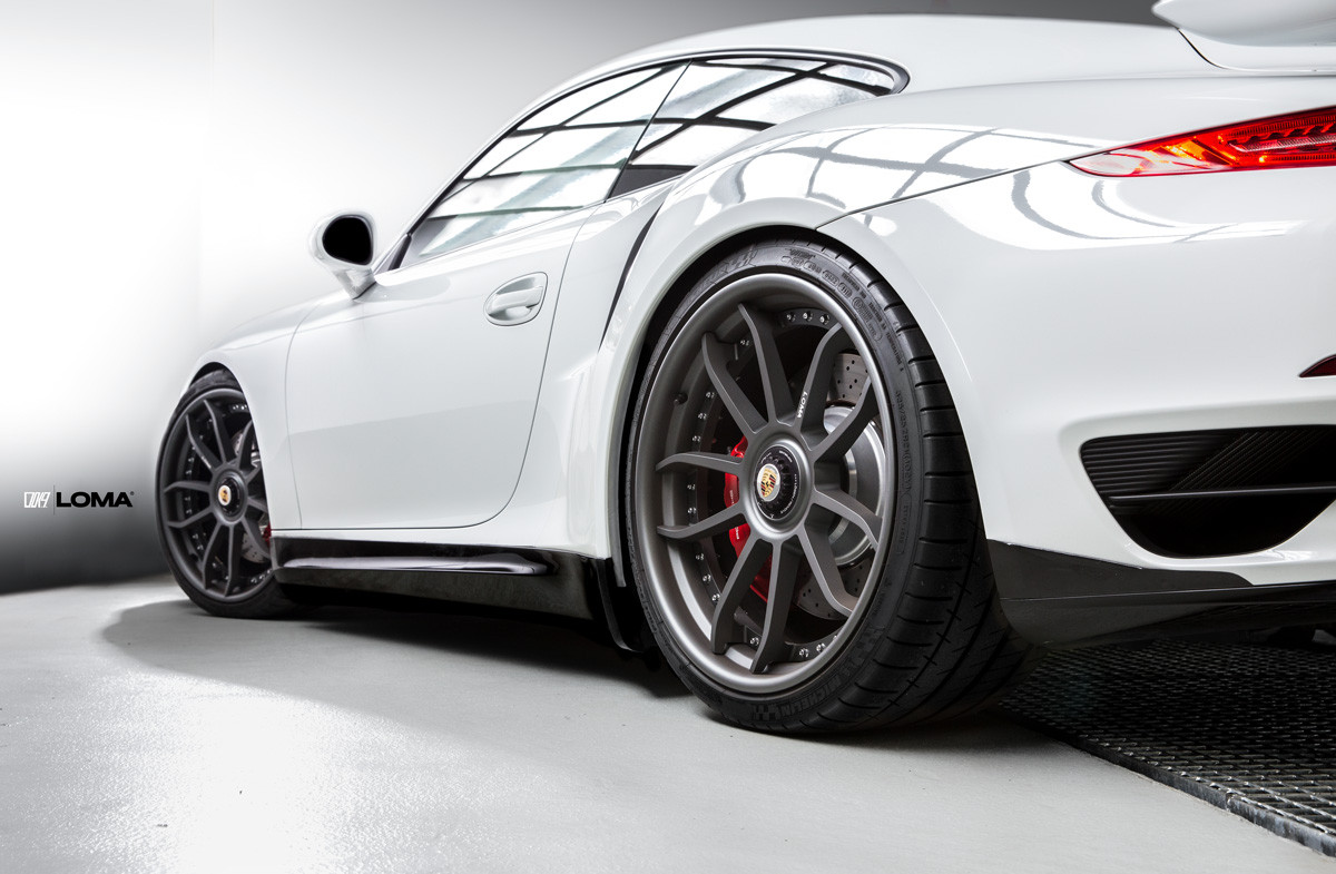 loma wheels porsche 991 turbo tuning felgen. Black Bedroom Furniture Sets. Home Design Ideas