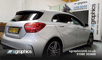 Mercedes A class Hatchback 20% Window ti