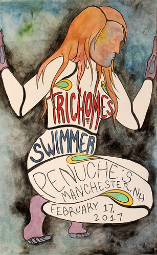 Trichomes Poster Prints