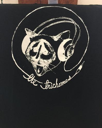 Trichomes Shirt (Black)