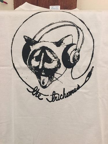 Trichomes Tee Shirt (White)