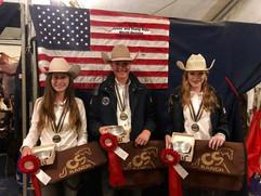 Team USA & their Silver Medals