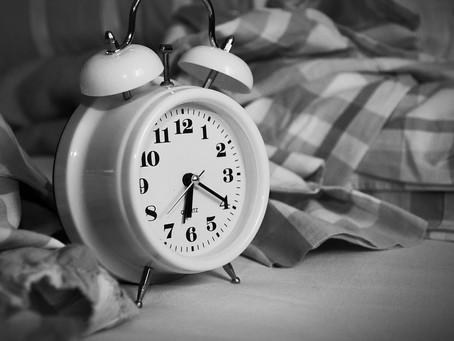 Don't Skip Sleeping