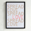 Sprida Kärlek affisch 2