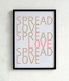 Spread Love Poster 2