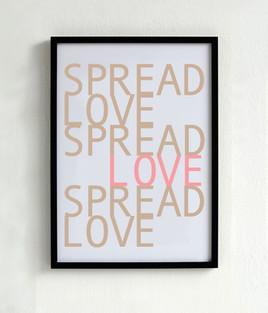 Espalhe o amor Poster 2