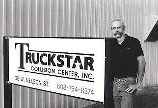 Truckstar President Greg DeWall
